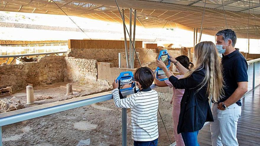 Las visitas a los museos de Cartagena llegan al 71% del nivel prepandemia
