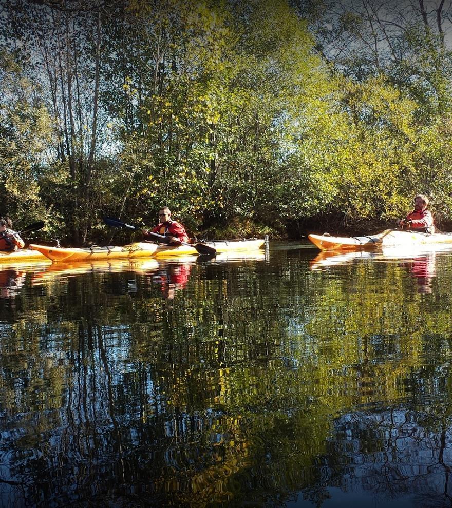Kayak Lago de Sanabria
