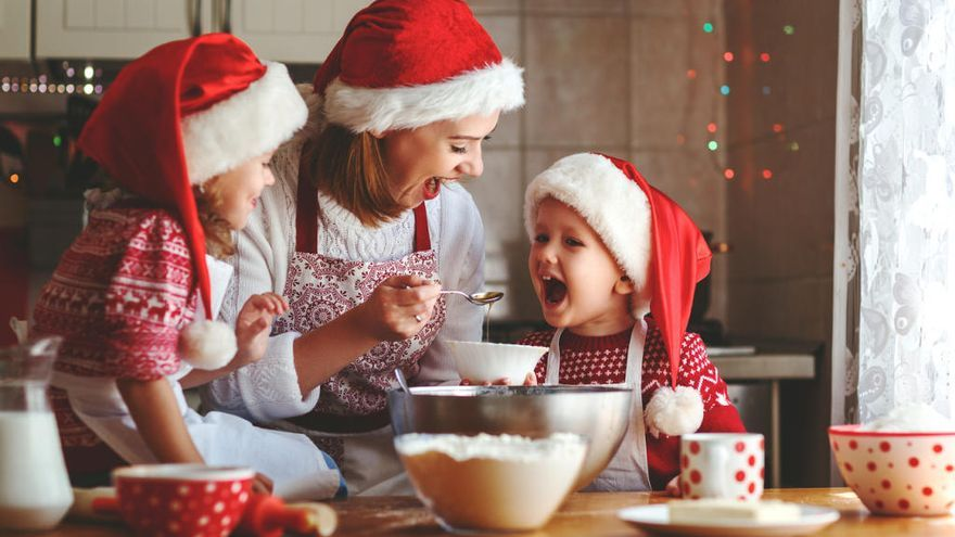Los mejores postres para la cena de Nochebuena