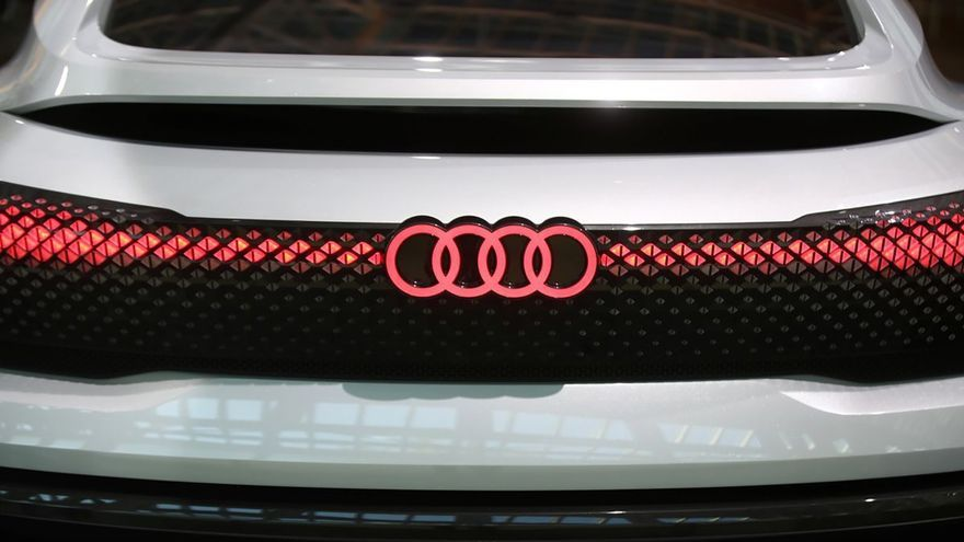 El beneficio de Audi cayó un 43% el año pasado