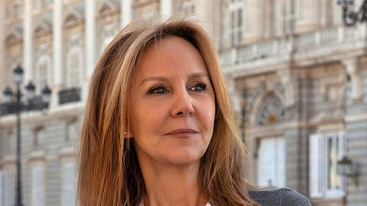 La escritora superventas María Dueñas.   CARLOS RUIZ