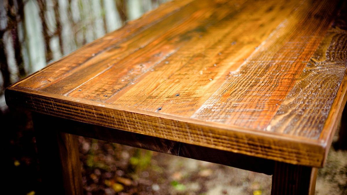 Trucos de limpieza para muebles de madera.