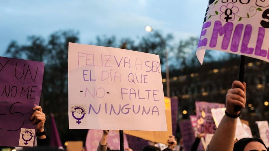 El Ayuntamiento de Zamora celebra el 8M sin aglomeraciones