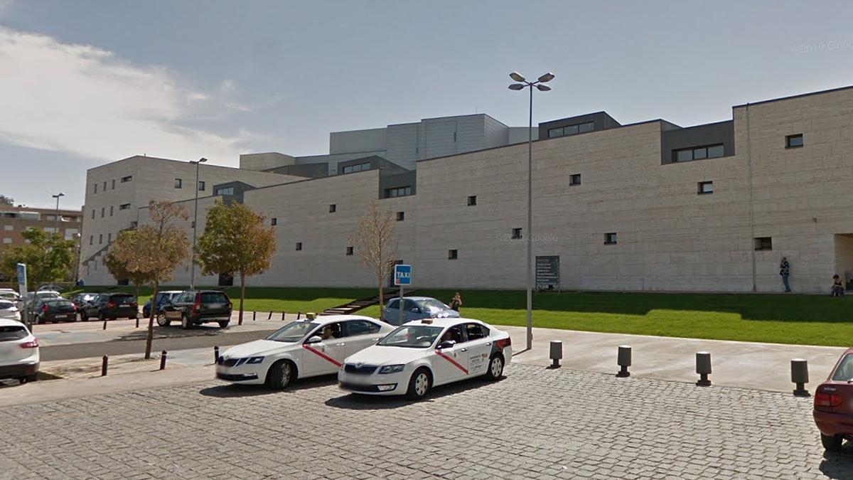 Una imagen del Hospital de Ciudad Real.