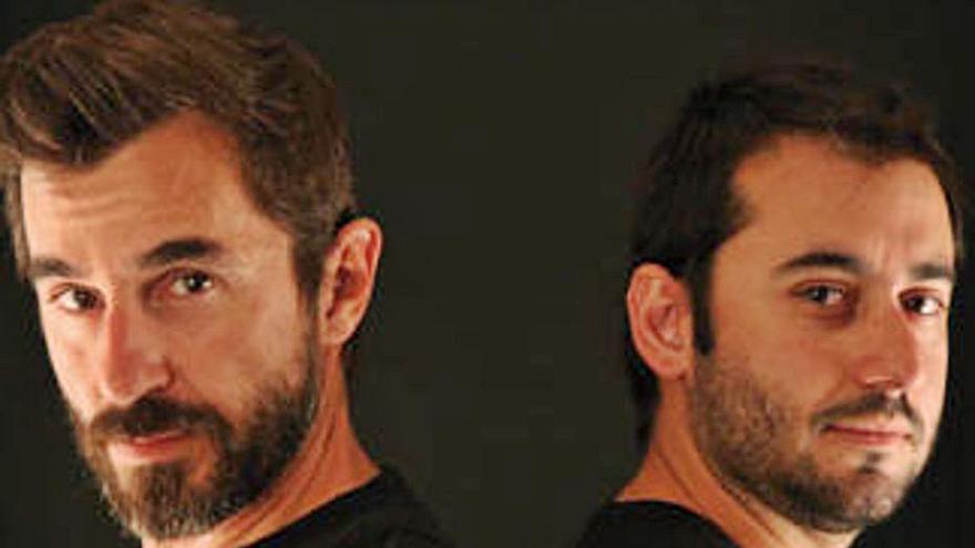 Santi Millán y Jordi Sancho levantan el telón en el Serrano