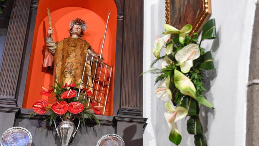 Vecinos de San Lorenzo piden que el santo sea copatrón de la capital
