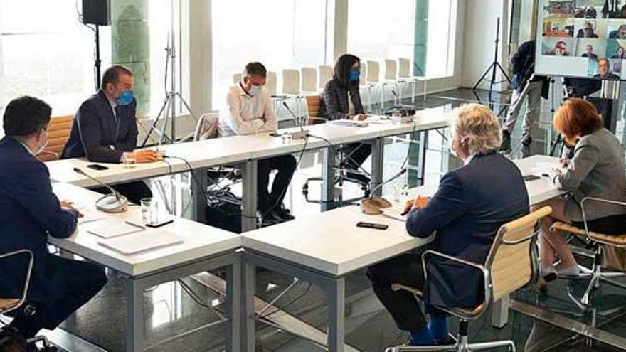 La Xunta autorizará purificadores en las aulas de forma puntual y complementaria