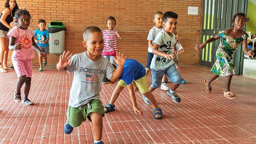 Colònies urbanes a Girona per a menors en situació de vulnerabilitat