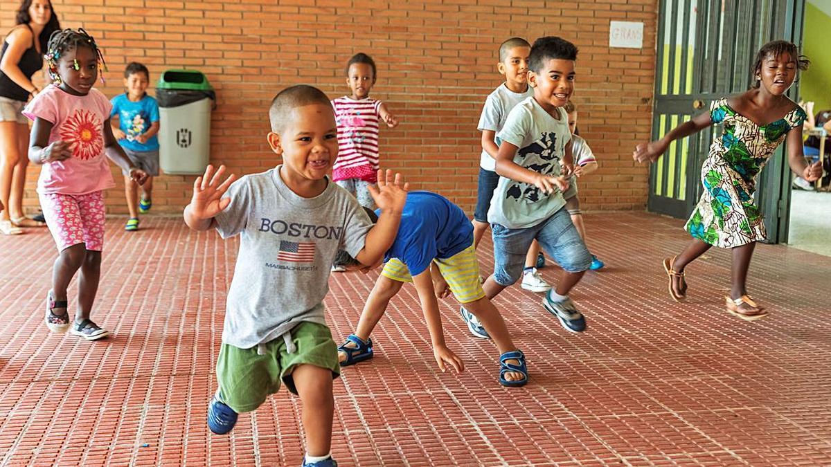 Colònies urbanes a Girona per a menors en situació de vulnerabilitat  | CAIXAPROINFÀNCIA