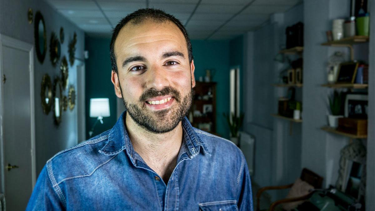 El nutricionista Aitor Sánchez.