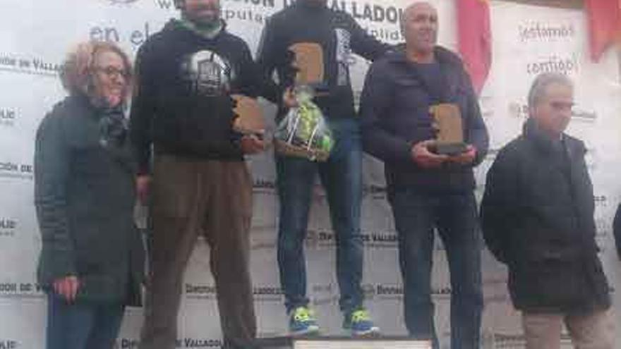José Manso gana por segunda vez el Maratón de Torozos