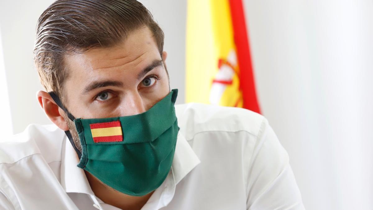 José Ángel Antelo pide la dimisión de Villegas.