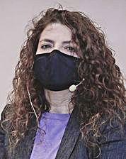 Carmen Vidal, profesora de la facultad de medicina.