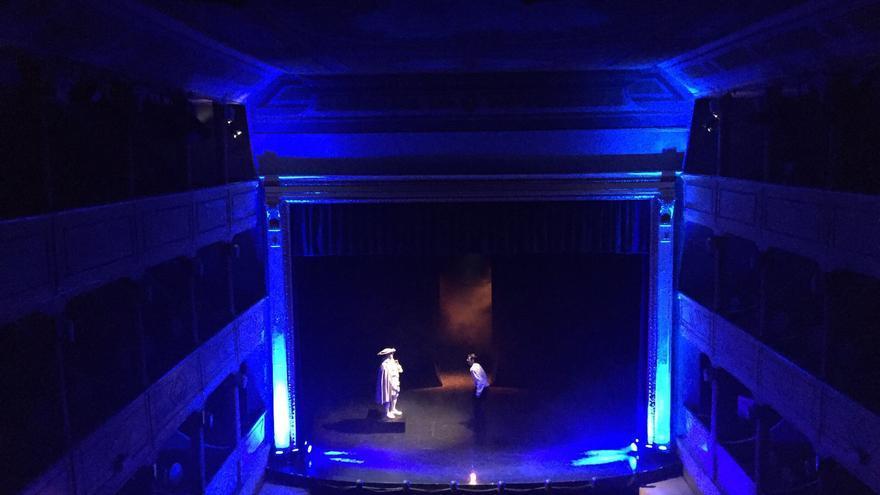El teatro Latorre programa para hoy la obra Don Juan Tenorio, de José Zorrilla