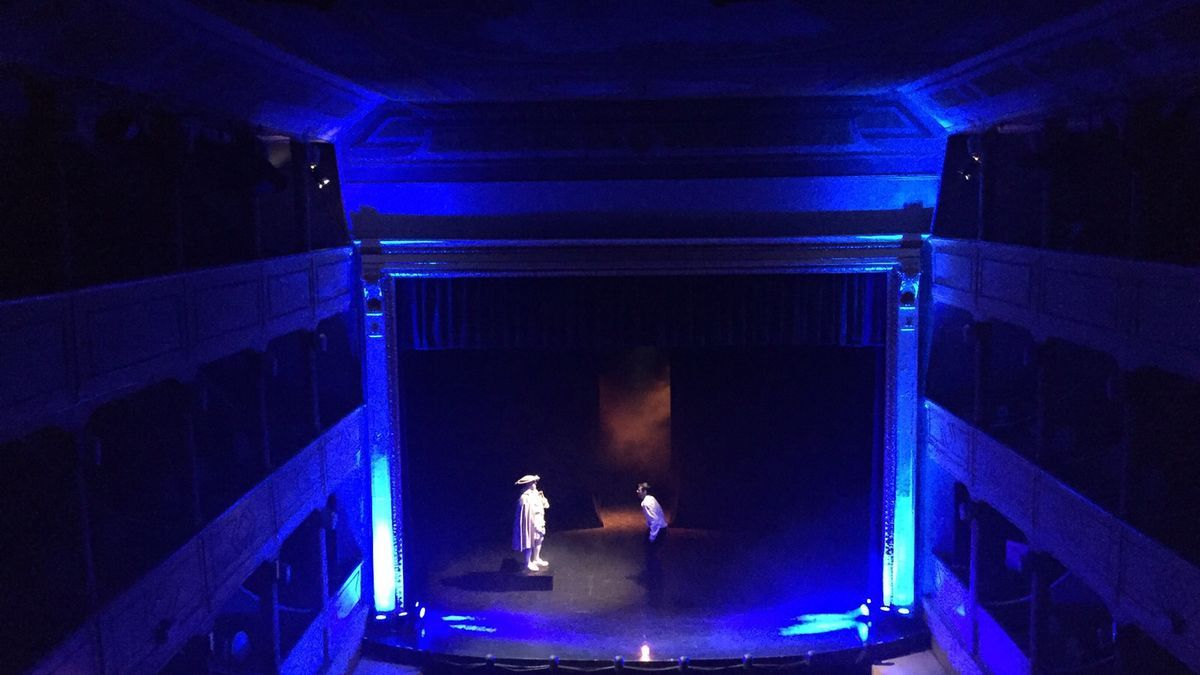Interpretación de Don Juan Tenorio en el Latorre de Toro en años anteriores.