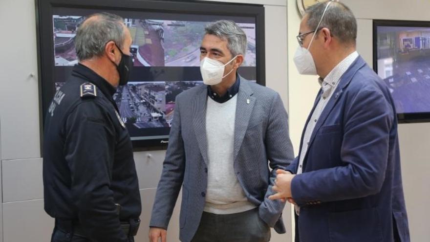 El Gobierno autoriza a Benalmádena a instalar 22 cámaras de videovigilancia