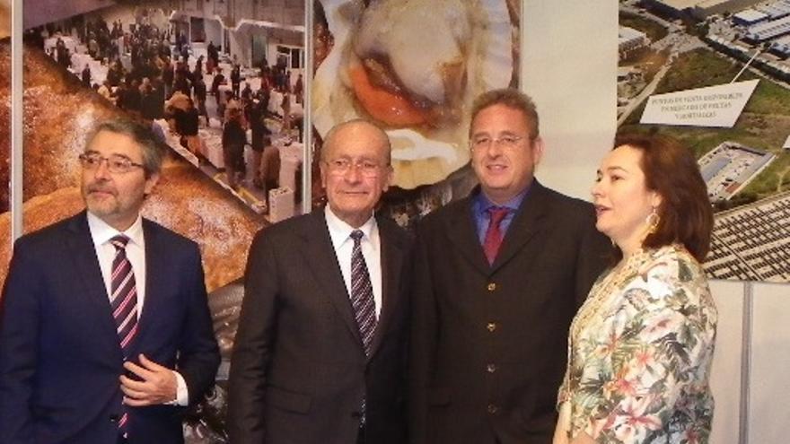 Mercamálaga inicia los actos de celebración de su 40 aniversario en H&T 2021
