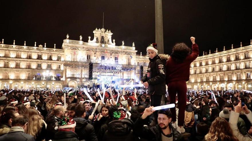 Salamanca: Cerca de 20.000 jóvenes celebran el Fin de Año Universitario