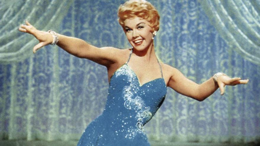 Doris Day, la chica adorable del Hollywood dorado