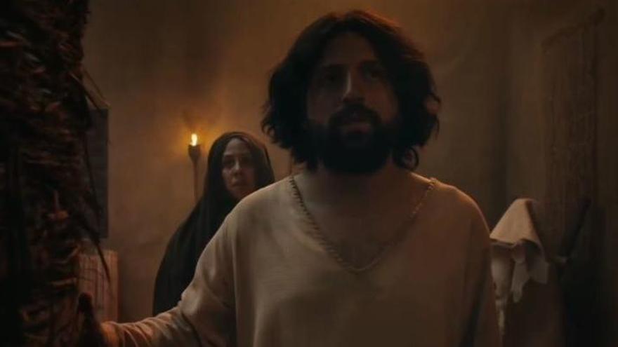 La justícia brasilera ordena a Netflix retirar una comèdia sobre Jesús homosexual