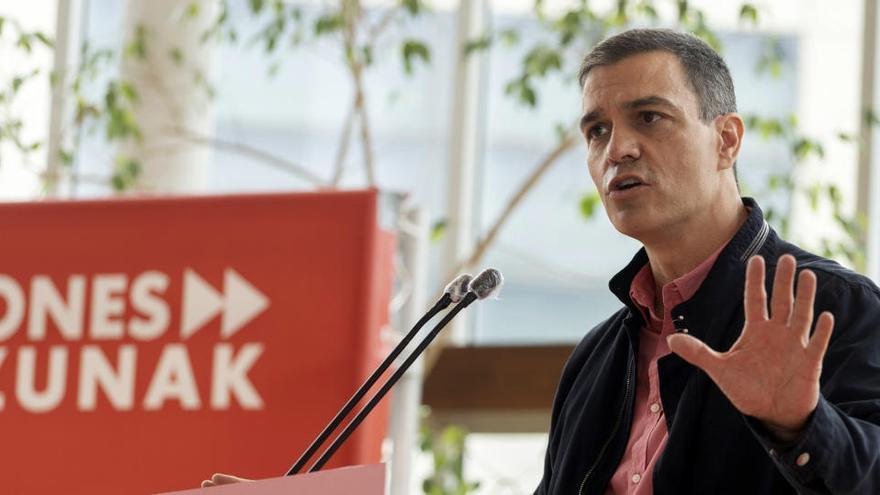 Sánchez critica «l'egoisme localista» dels governs nacionalistes durant la gestió de la covid-19