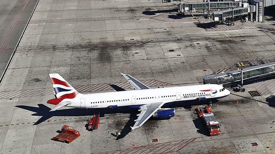 British Airways paga al Govern la multa por no tener teléfono gratuito