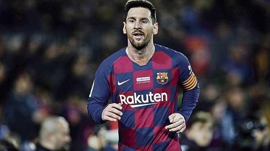 La semana perfecta de Messi