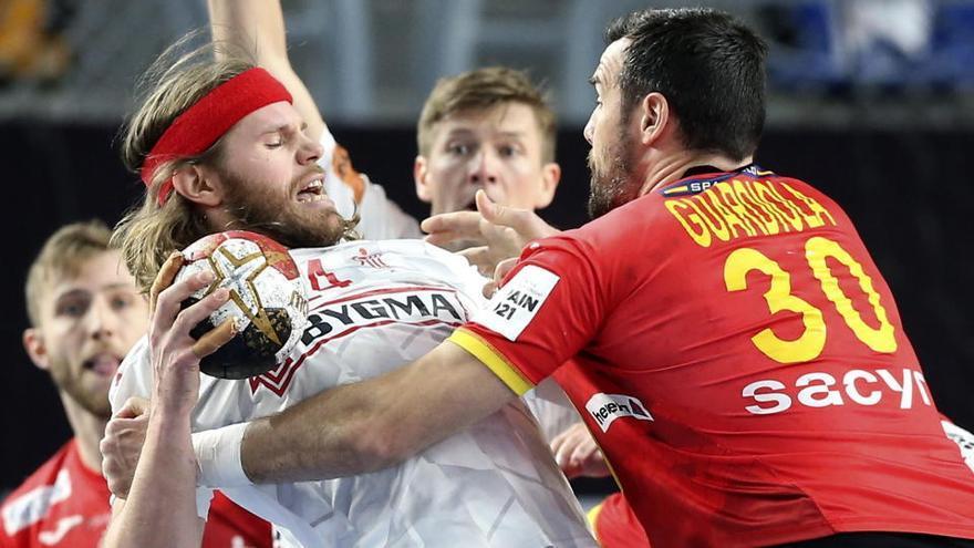 Dinamarca a la final; España peleará por el bronce