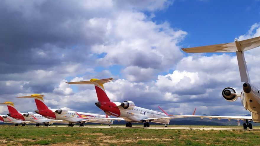 Los vuelos comerciales en València empiezan a tomar velocidad al llegar junio