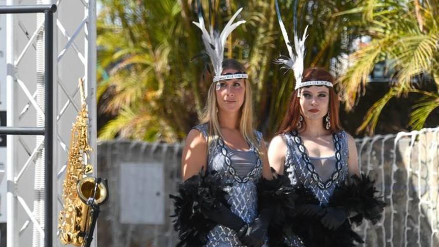 Presentación candidatas a reina del Carnaval Maspalomas