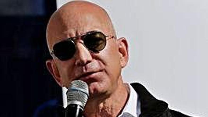 Bezos es manté com el més ric del món amb 115.948 milions d'euros