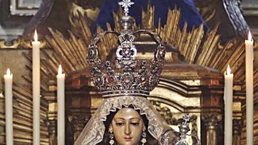 La Virgen del Socorro realizará este domingo su salida