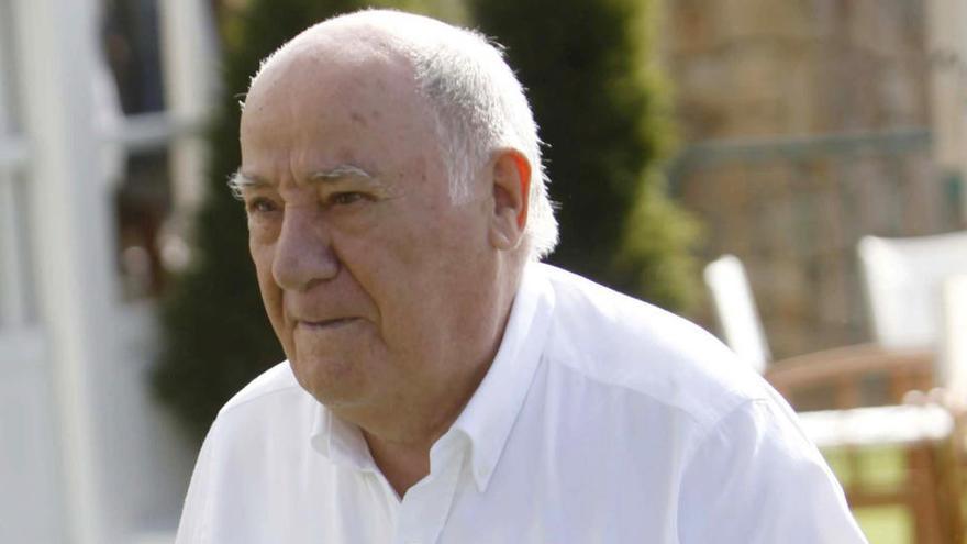 Amancio Ortega ganó un 14% más que en 2019 con su negocio inmobiliario