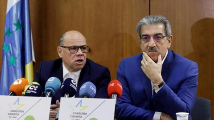 CC-NC facilitarán la investidura pero exigen que Sánchez cumpla con las Islas