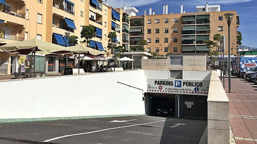 OSP pide rescatar dos aparcamientos en San Pedro