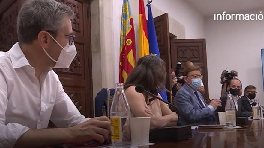 Sanidad duplica esta semana las citas de vacunas en Alicante