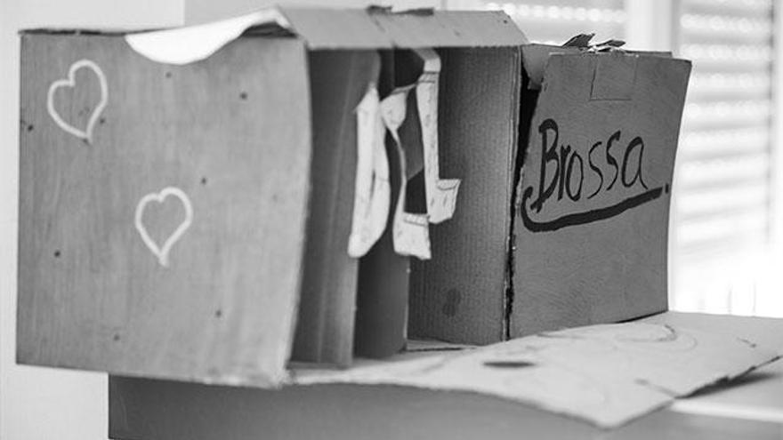 L'escola l'Esculapi de l'Escala arriba a Temporada Alta amb un muntatge sobre Brossa