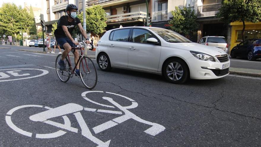 Córdoba contará con 45 ciclocalles donde las bicicletas tendrán prioridad respecto al coche