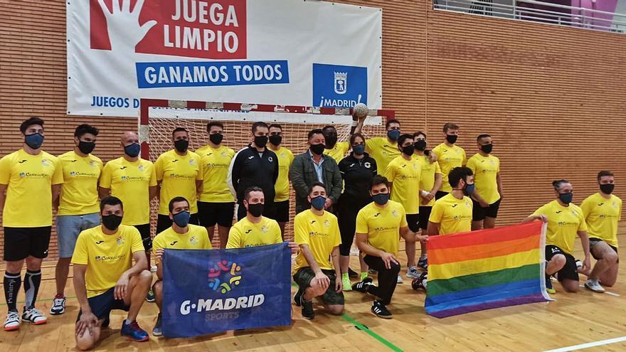 La Oliva patrocina un equipo Lgtbi