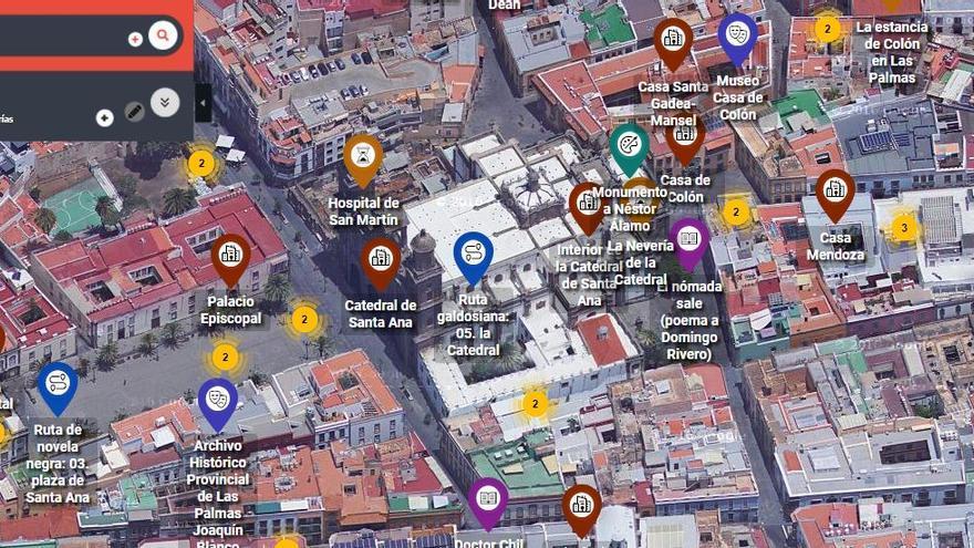 Tres rutas para conocer Las Palmas de Gran Canaria