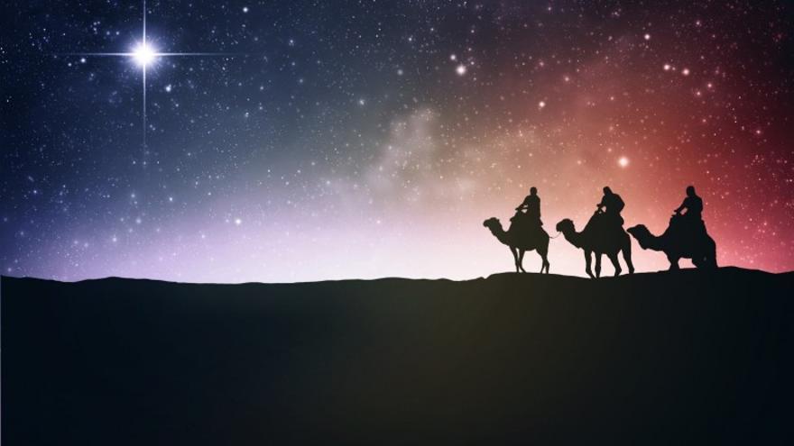 Carta als Reis d'Orient