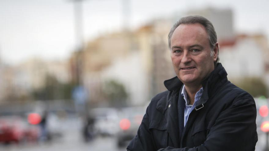 Alberto Fabra abandona la UCI tras 16 días ingresado por el coronavirus