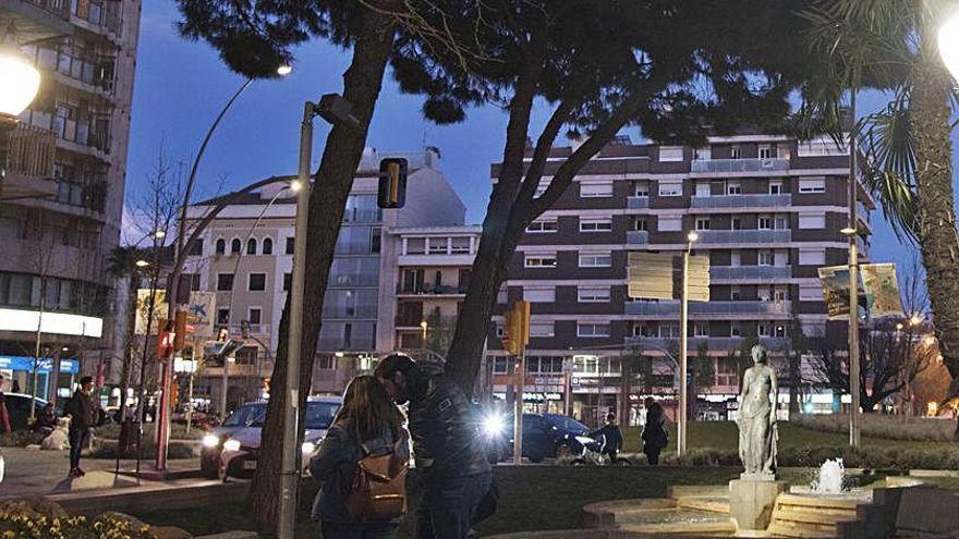 La Manresa més il·luminada carrer a carrer