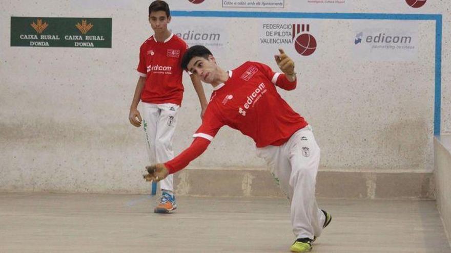 Educació i Esport organitzen un curs de formació docent en pilota valenciana