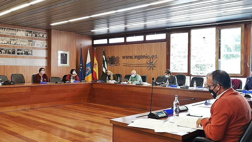 La Villa da luz verde al presupuesto de 2021 con 31,8 millones de euros