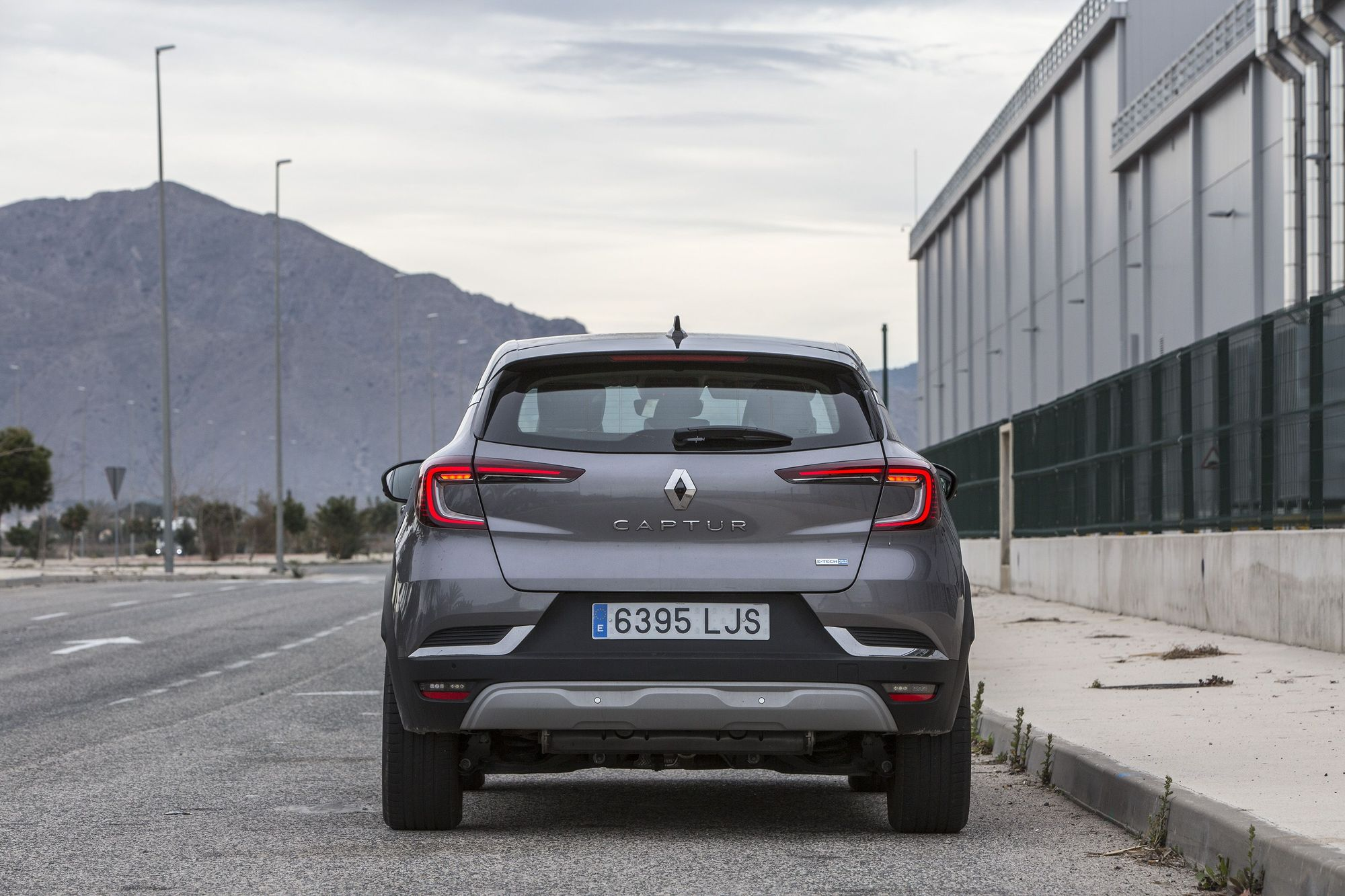 Conoce el nuevo Renault Captur e-Tech Plug-in