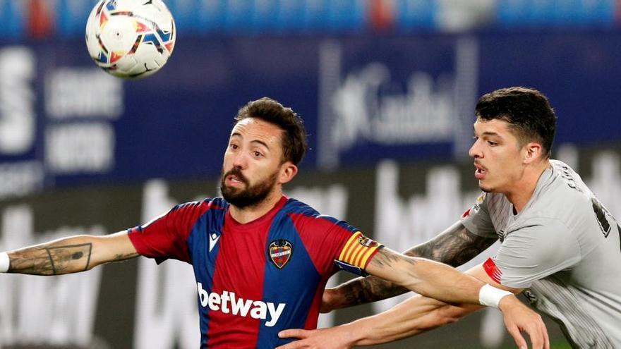 Levante y Athletic firman un empate que no les acerca a Europa