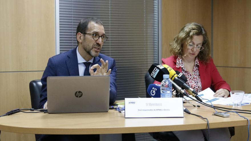Un 35% de les 100 principals empreses gironines vol disminuir costos i un 9% es planteja reduir la plantilla
