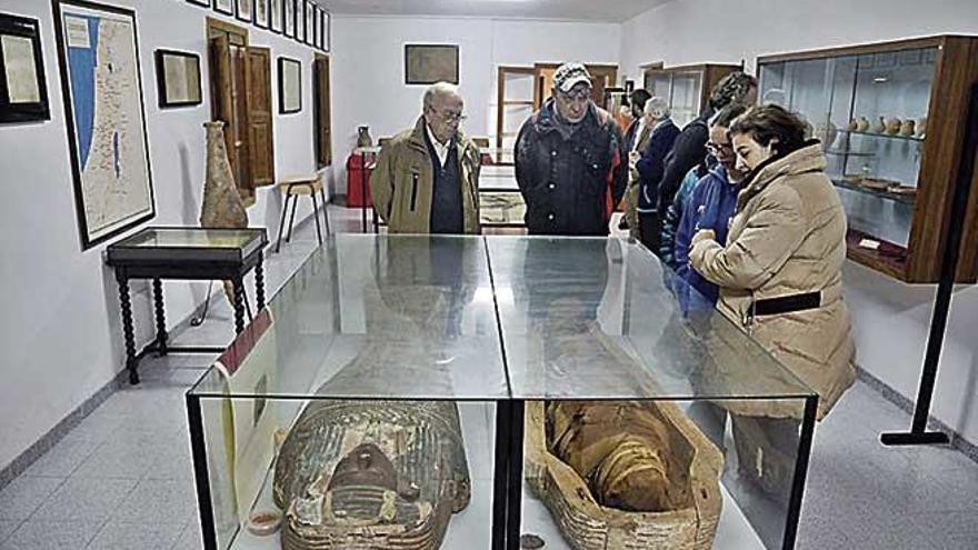 El Museu Bíblic exhibe su tesoro