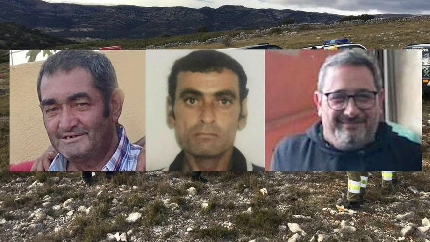 La angustia por los tres desaparecidos en Castelló crece con el temporal
